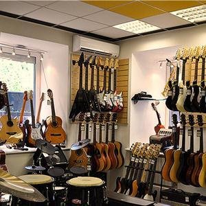 Музыкальные магазины Алтухово