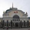 Железнодорожные вокзалы в Алтухово